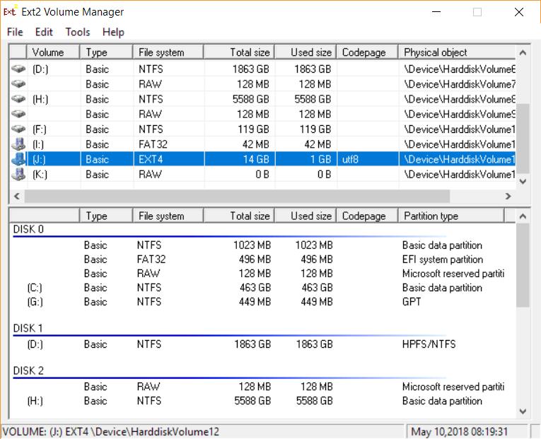 Raspberry Pi Zero W Headless Install on Windows 10
