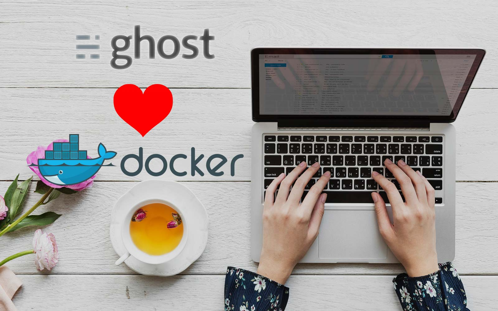 Run a Self Updating Ghost Blog with Docker